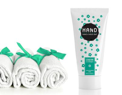 HAND - Myrtle body cream