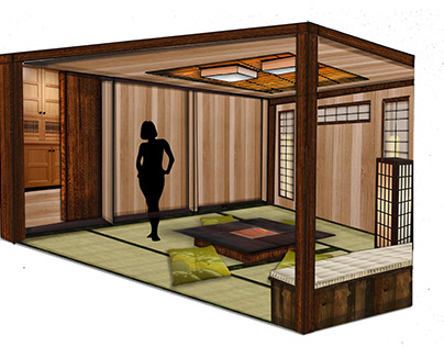Japanese Container House