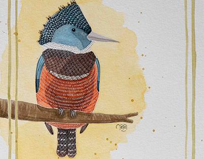 Martín Pescador | Kingfisher