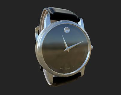 Movado Watch HD