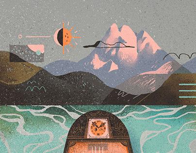 Illustrations in 2019