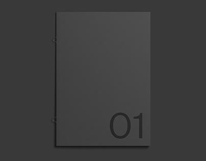 Magazine 01 Standard Mockup