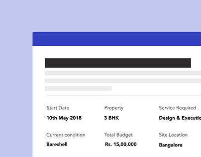 Company profile on Designbids