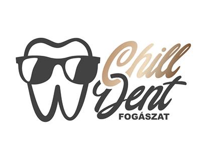 Chill Dent branding