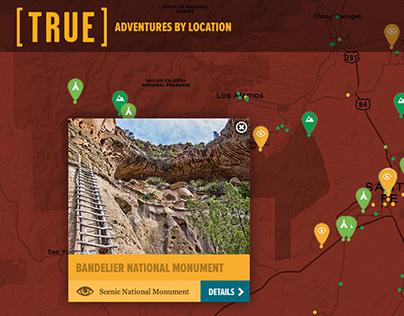 New Mexico Tourism Website
