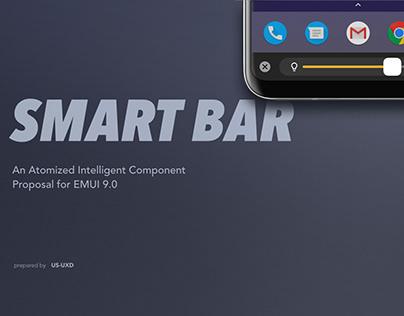 Project Athena 02: Smart Bar Proposal