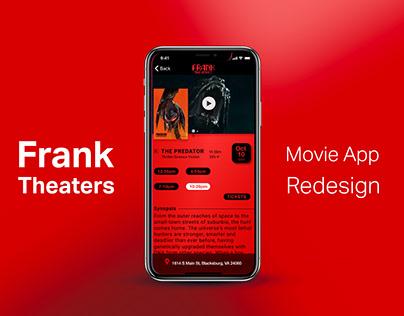 Theater App Redesign