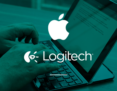 iPad Keyboard Cover by Logitech