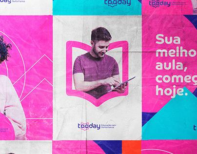Tooday | Logo - Identity