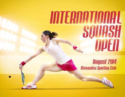 International Squash Open