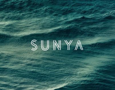 Identity for Sunya Skincare