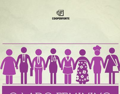 Cooperforte - Social Media e Redação