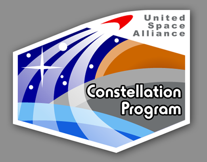 Constellation Program Patch