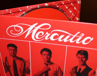 """Mercutio """"Self Titled"""" Album"""