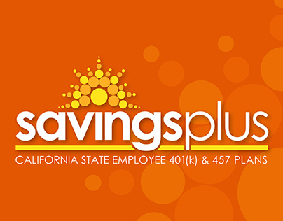 California Savings Plus Plan Brand Identity