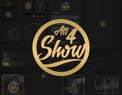 All For Show Branding / Identity