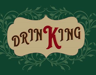 Logo DrinKing