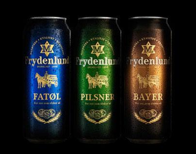Beer Label Frydenlund – concept/identity/packaging