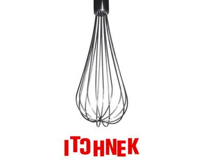 Kitchen advertising agency – visual identity