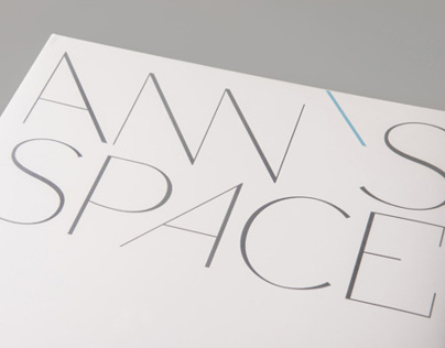 ANN's SPACE Identity & interior design book