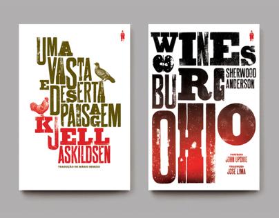 AHAB – Book & Cover design