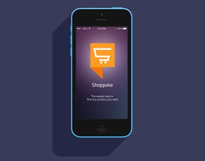 Shoppoke Mobile APP