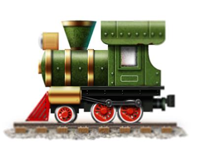 Rail Maze 2 game graphics