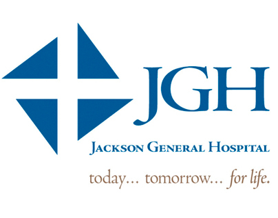 Jackson General Hospital New Logo and Tagline