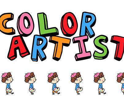 ColorArtist - game