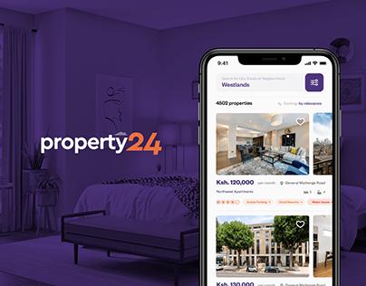 Property24 Concept