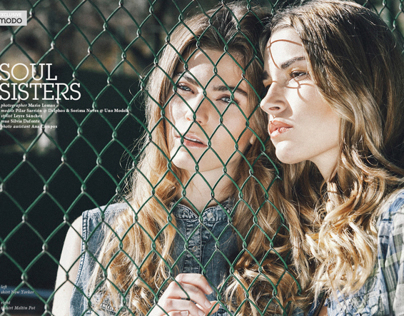 Soul sisters - Modo Magazine
