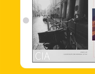 The Archives iPad App