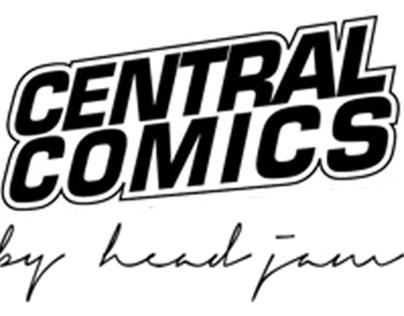 CENTRAL COMICS headers