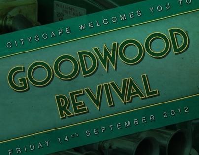 Goodwood Revival - Invitation