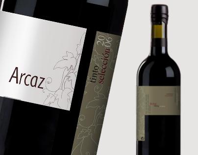 Arcaz wine