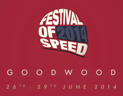 Goodwood Festival of Speed 2014 - Save The Date