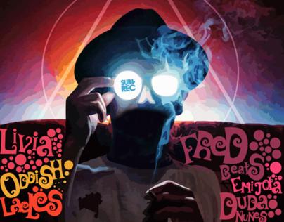 Capa de CD - Coletânea / Você Pensa Sub Vol.1