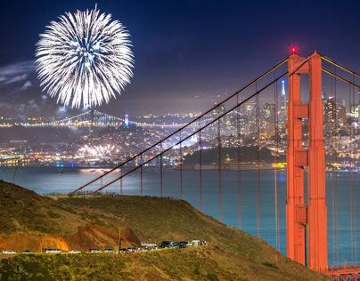 """I Left My Heart"" San Francisco Timelapse Project"