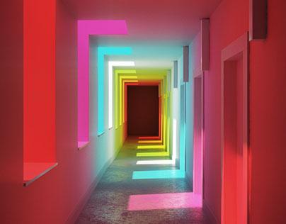 Rainbow Corridor