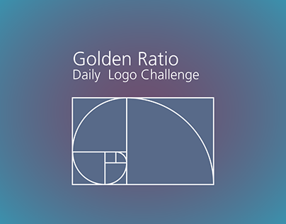 Golden Ratio - Daily Logo Challenge