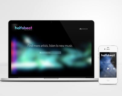Halfabeat Website