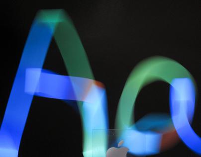 Light Typography
