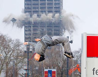 The Demolition Flip