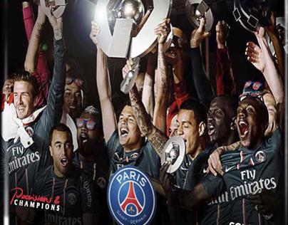 PSG livre 2012-2013