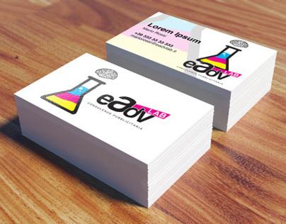 Logo Identity for eAdv Lab