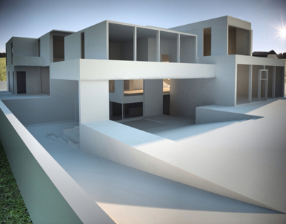 Villa - Work In Progress