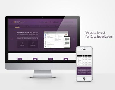 Easy Speedy webdesign