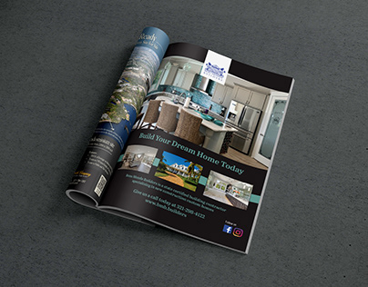 Beaumont Builders Magazine Ad