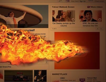 Burger Shop Interactive Online Banner
