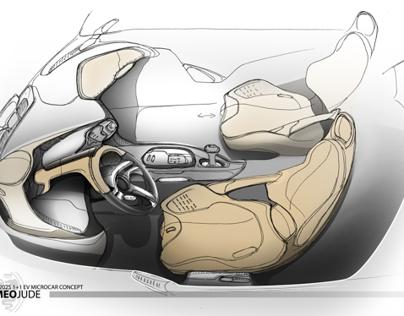 Alfa Romeo 1+1 EV concept